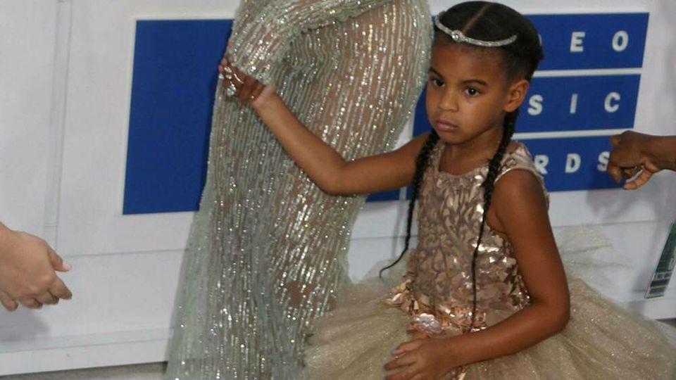Blue Ivy Carter und ihre Mama Beyoncé sind gemeinsam erfolgreich