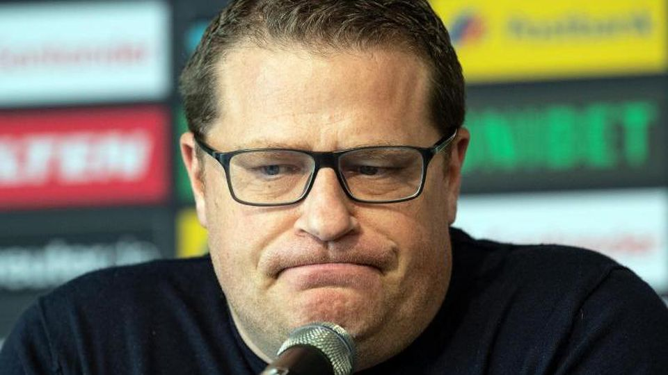 Max Eberl, Sportdirektor von Borussia Mönchengladbach. Foto: Federico Gambarini/Archivbild