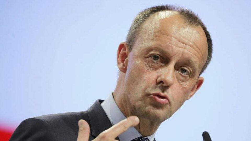 Friedrich Merz erhielt nach seinem Angebot, ins Kabinett zu wechseln, viel Zuspruch aus dem Wirtschaftsflügel und von besonders Konservativen in der Partei. Foto: Kay Nietfeld