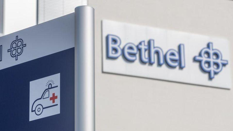 Blick auf das evangelische Klinikum Bethel. Foto: Friso Gentsch/dpa/Aktuell
