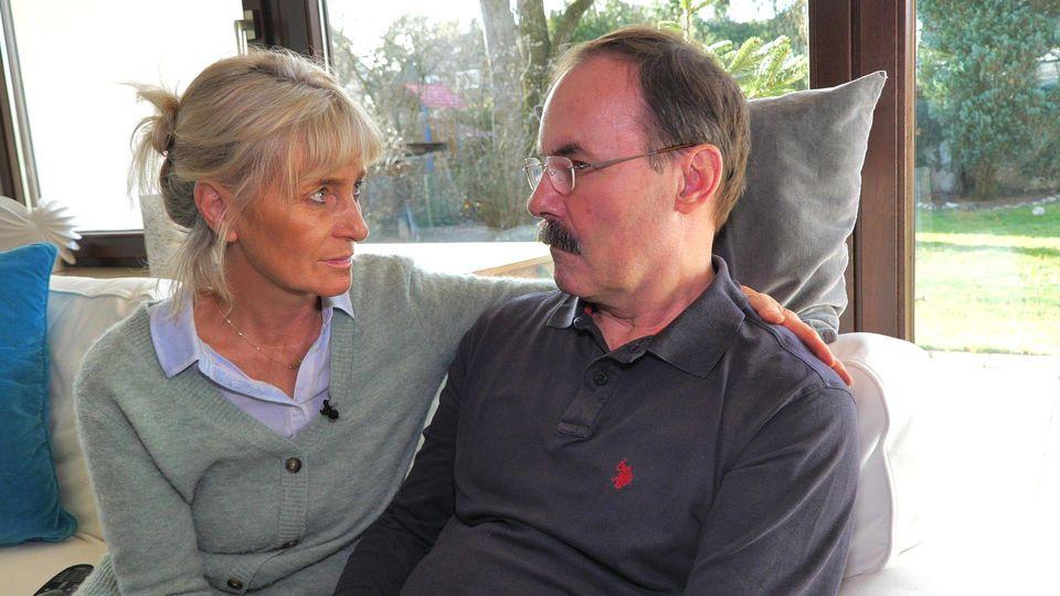 Sabine Jahnke (58) kämpft für die Aufklärung des tragischen Todes ihres Mannes Willi (†66).
