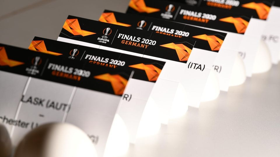 UEFA Europa League 2019/20 - Quarter-final, Semi-final and Final Draw