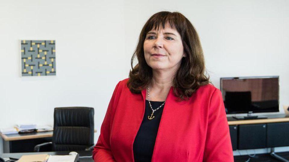 Die Ludwigshafener Oberbürgermeisterin Jutta Steinruck (SPD). Foto: Andreas Arnold/Archivbild
