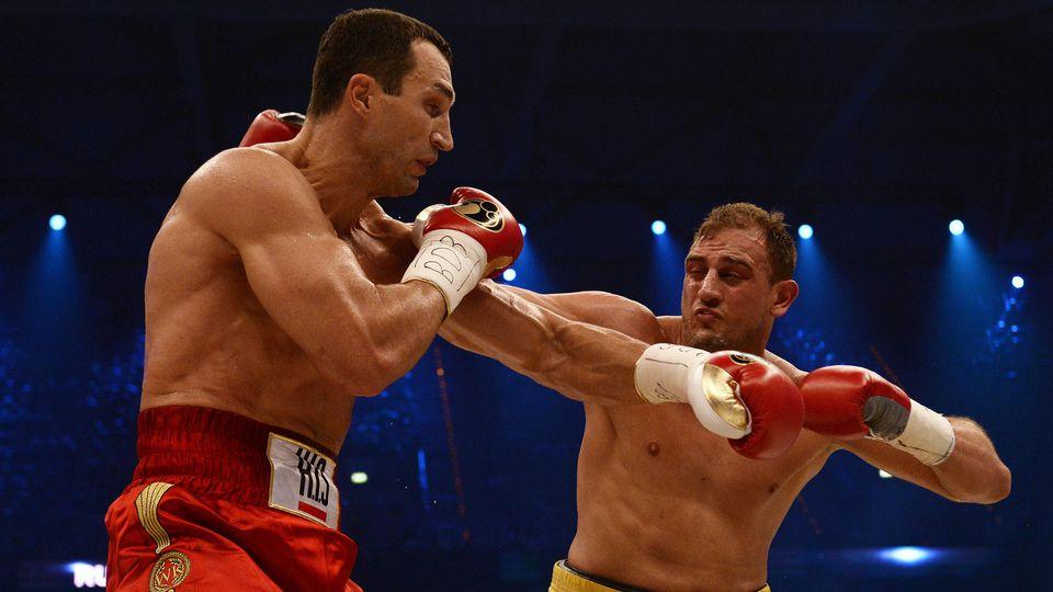 Wladimir Klitschko v Francesco Pianeta - IBF IBO WBA WBO World Championship