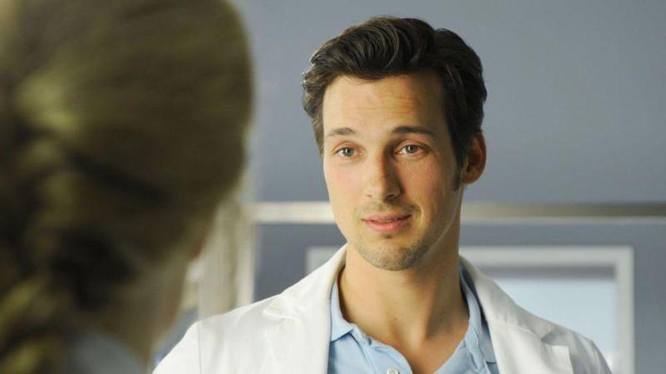 "Florian David Fitz spielt in ""Doctor's Diary"" Dr. Marc Meier"