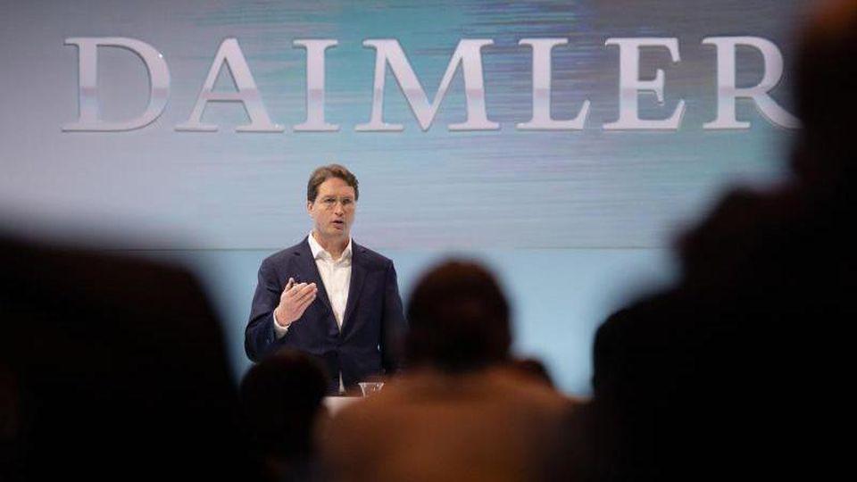 Ola Källenius, Vorstandsvorsitzender der Daimler AG. Foto: Marijan Murat/dpa