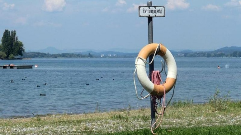 Das tragische Unglück ereignete sich am Samstagabend am Großen Plöner See. (Symbolbild)