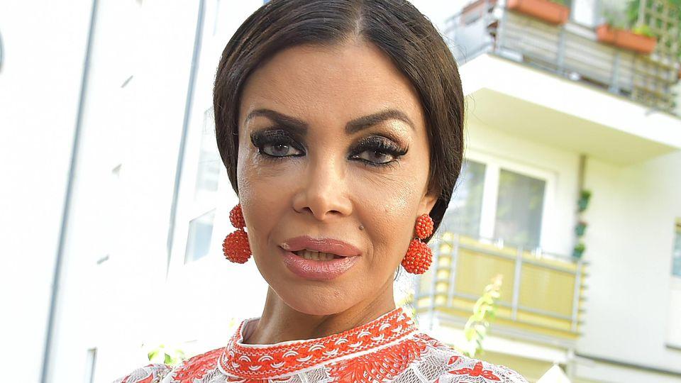 Kader Loth war wieder beim Beauty-Doc.