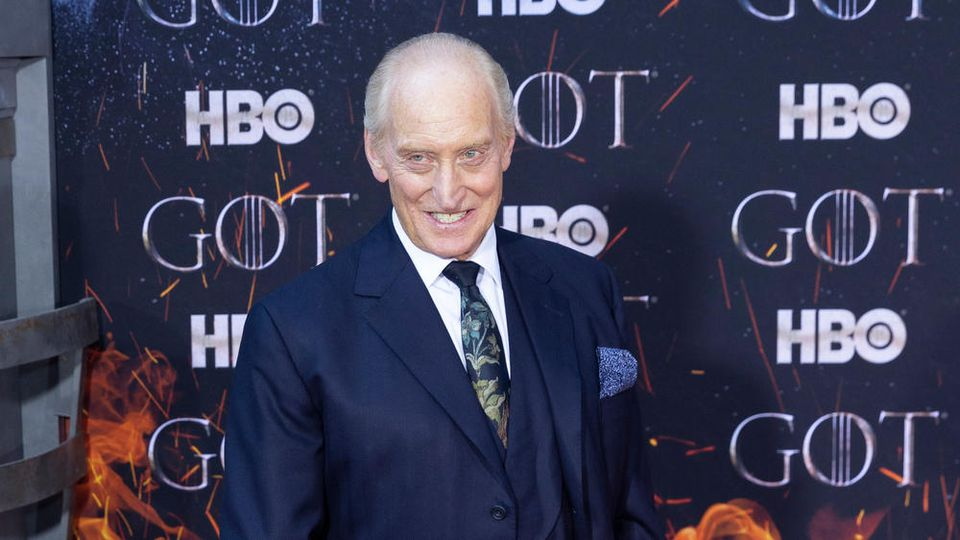 "Charles Dance bei der Premiere der finalen ""Game of Thrones""-Staffel in New York im April 2019"