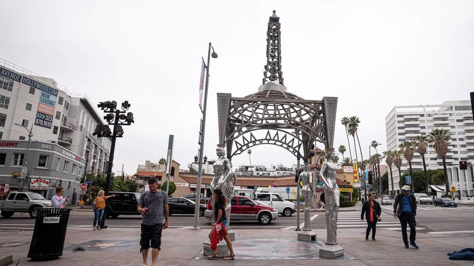 Die Statue von Marilyn Monroe wurde entwendet