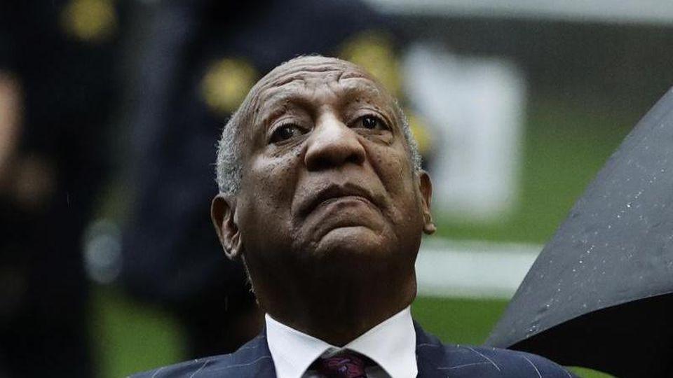 BillCosby(81) ist wegen sexueller Nötigung in drei Fällen schuldig gesprochen worden. Foto: Matt Slocum/AP