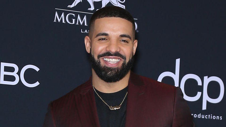 Drake hat die Geburt seines Sohnes lange Zeit geheim gehalten