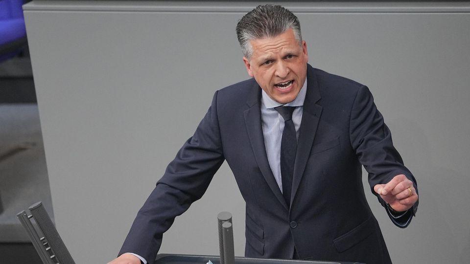 Thorsten Frei (CDU) warnt davor, die K-Frage in der  Bundestagsfraktion zu klären.