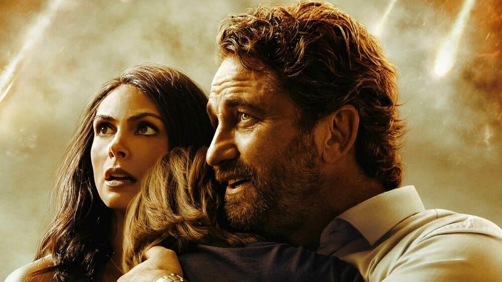 """""""Greenland"""" kam im Oktober 2020 auch in Deutschland für kurze Zeit ins Kino"""