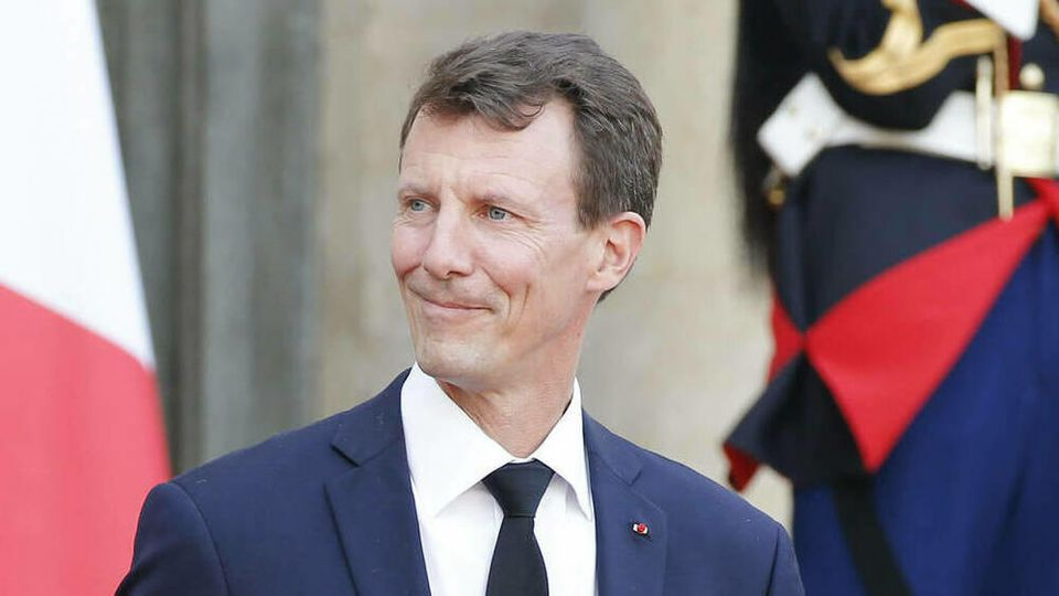 Prinz Joachim von Dänemark musste im Juli am Gehirn operiert werden.