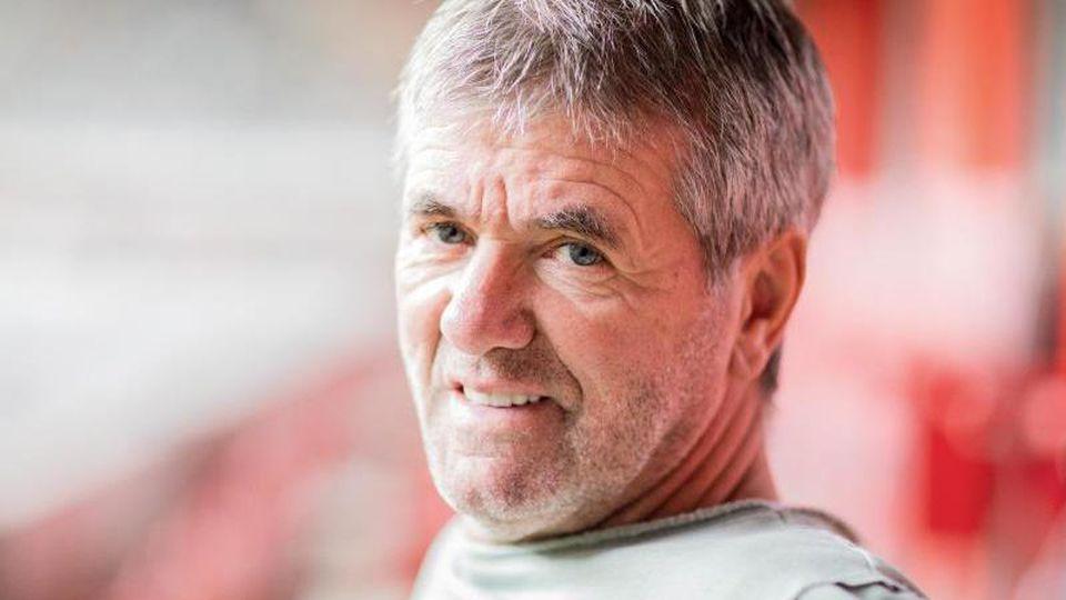 Fortuna Düsseldorf - Cheftrainer Friedhelm Funkel. Foto: Rolf Vennenbernd/dpa/Archivbild