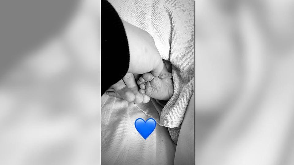 Das Baby ist da!:GZSZ-Star Felix van Deventer ist Papa