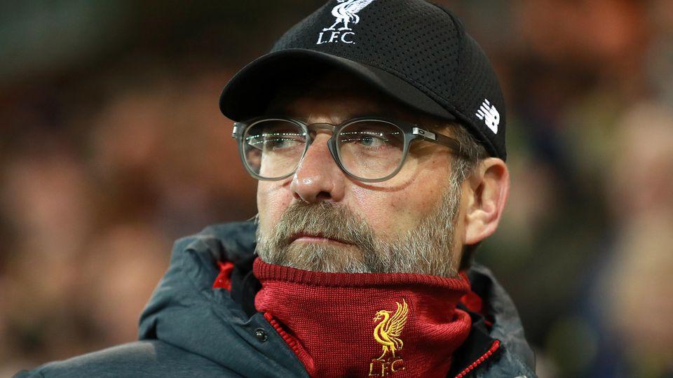 Der FC Liverpool fürchtet einen Abbruch der Saison