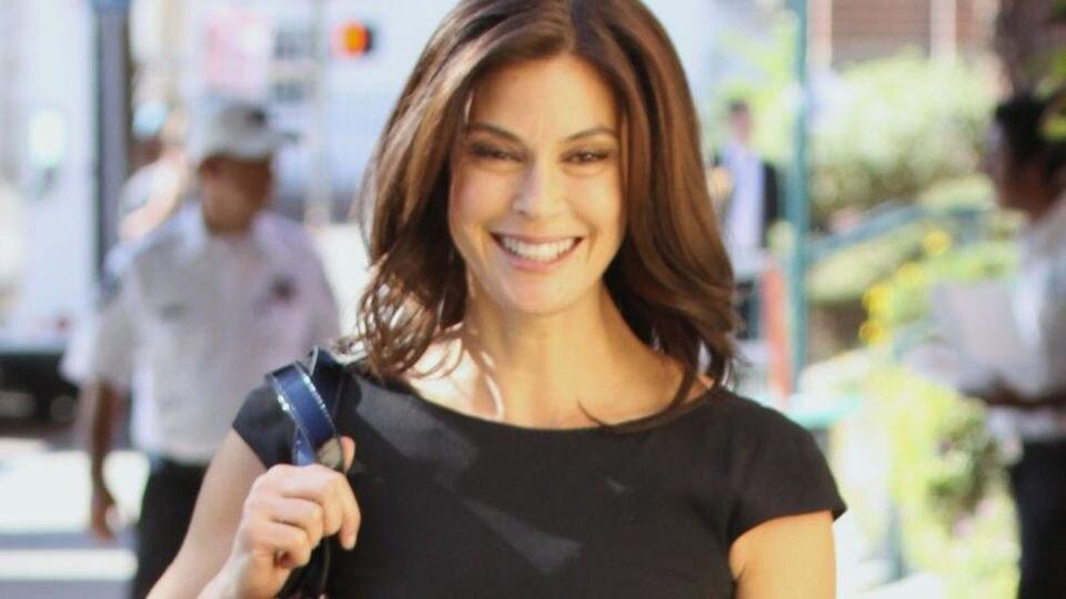 """Ein Bild aus """"Desperate Housewives""""-Zeiten: Teri Hatcher spielte dort von 2004 bis 2012 die Rolle der Susan Delfino."""