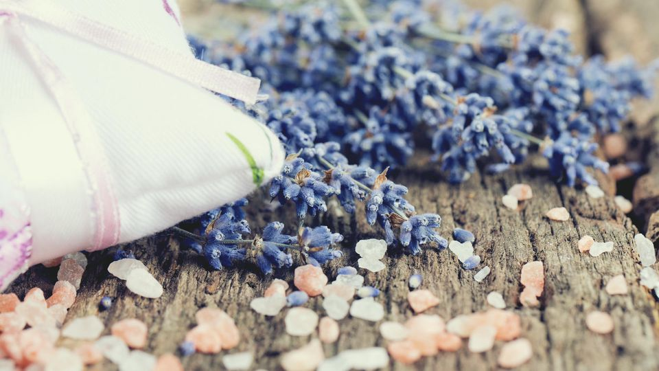Lavendelkissen duften soo schön