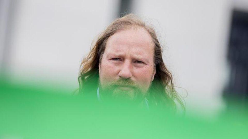 Anton Hofreiter, Fraktionsvorsitzender Bündnis 90/Die Grünen. Foto: Christoph Soeder/dpa/Archivbild