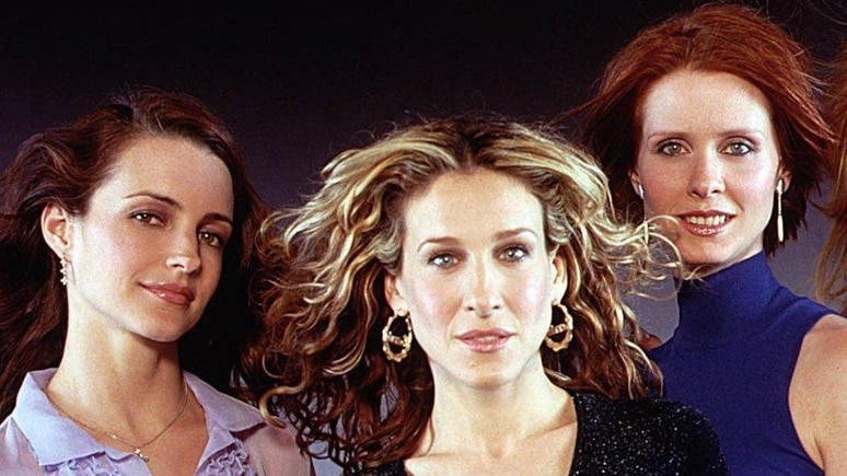 "Diese drei ""Sex and the City""-Stars sind bei  ""And just like that..."" dabei (v.l.): Kristin Davis, Sarah Jessica Parker und Cynthia Nixon."