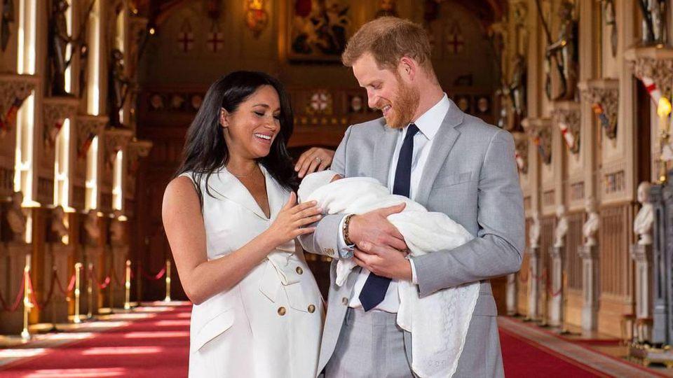 Rassismus-Eklat um Royal Baby: BBC feuerte Radiomoderator