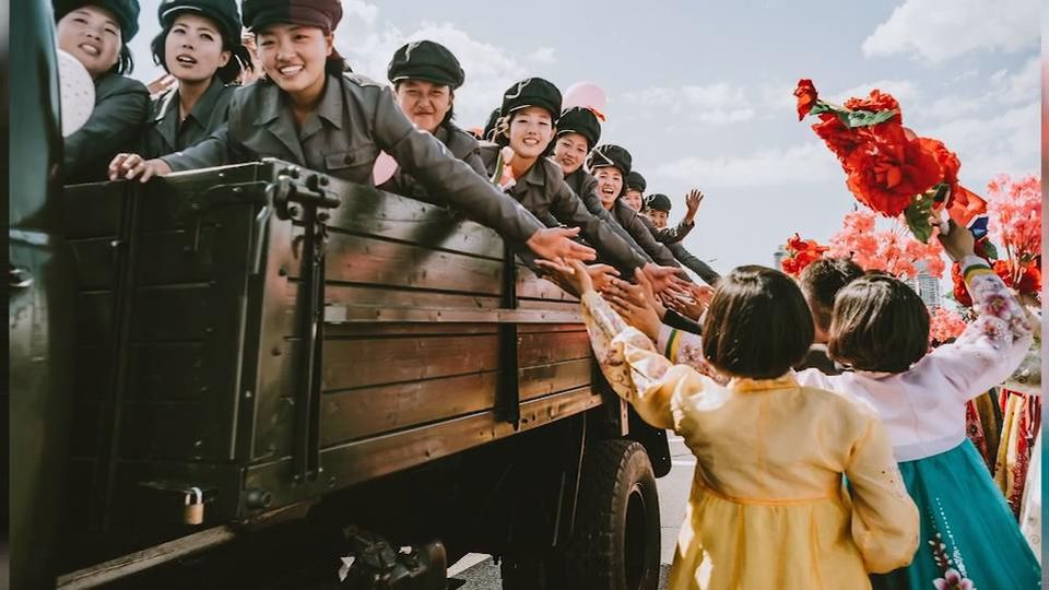 Frauen in Nordkorea