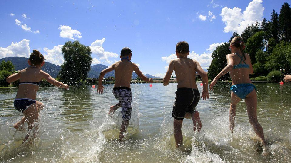 Die sogenannte hirnfressende Amöbe kommt in Süßwasser wie Seen, Teichen und Flüssen vor.