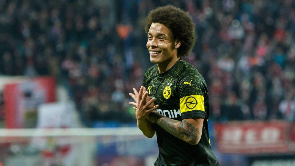 Leipzig Deutschland 19 01 2019 1 Bundesliga 18 Spieltag RB Leipzig BV Borussia Dortmund Ax
