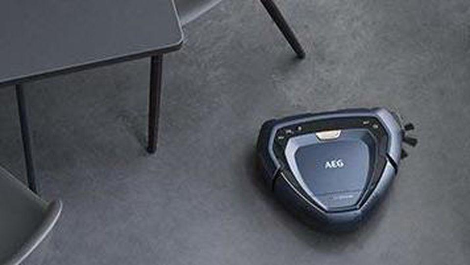 AEG RX9 im Check.