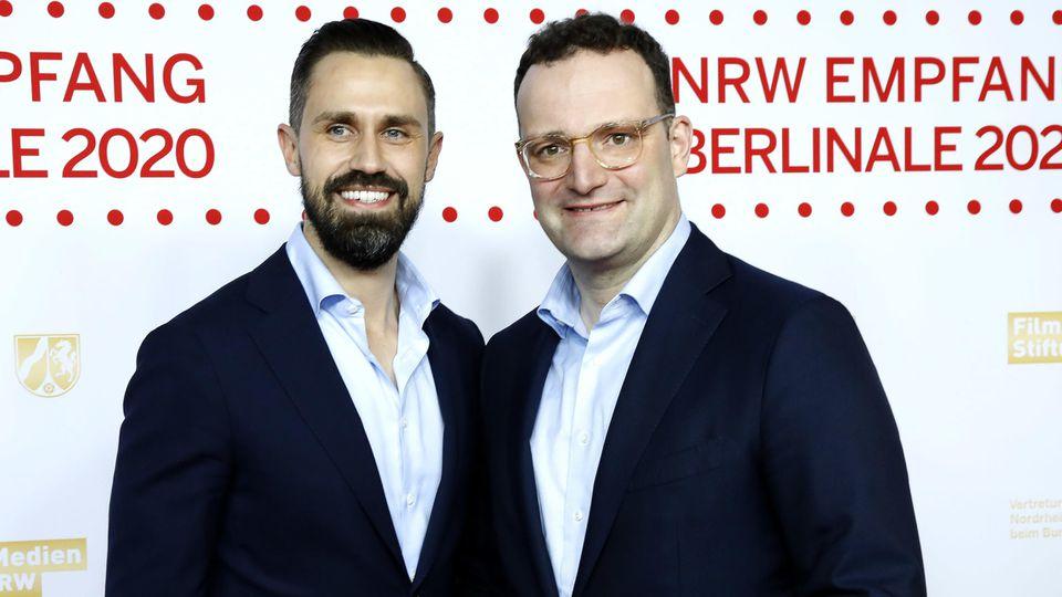 Jens Spahn und Daniel Funke ziehen in Berliner Nobelviertel um.