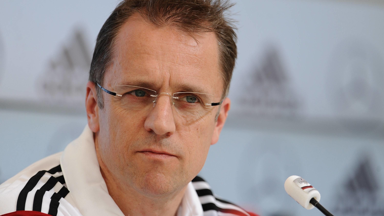 DFB-Chefarzt Tim Meyer
