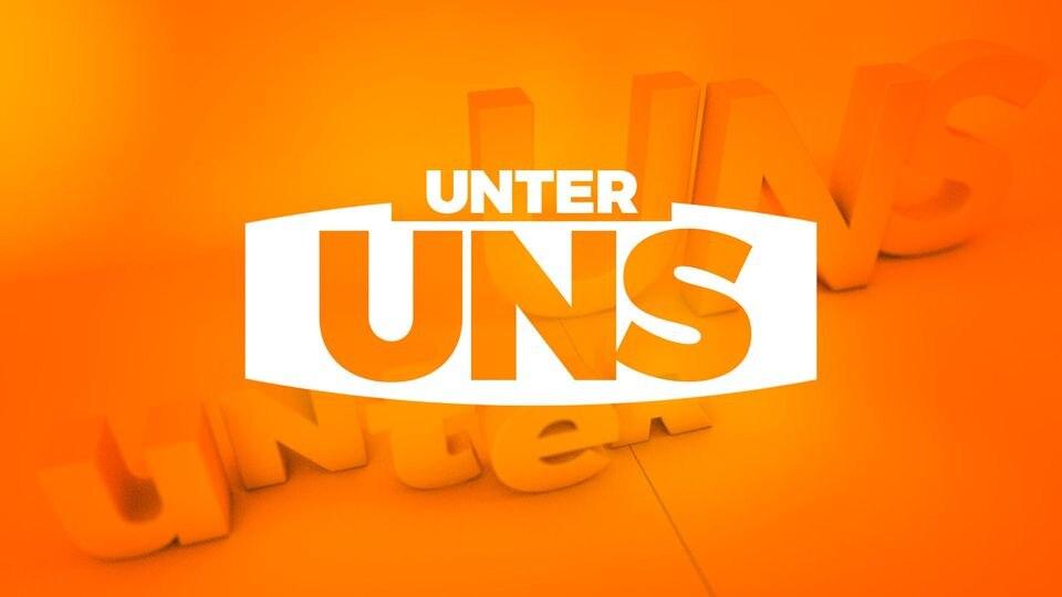 """Im strahlenden Orange: So sieht das neue """"Unter uns""""-Logo aus"""