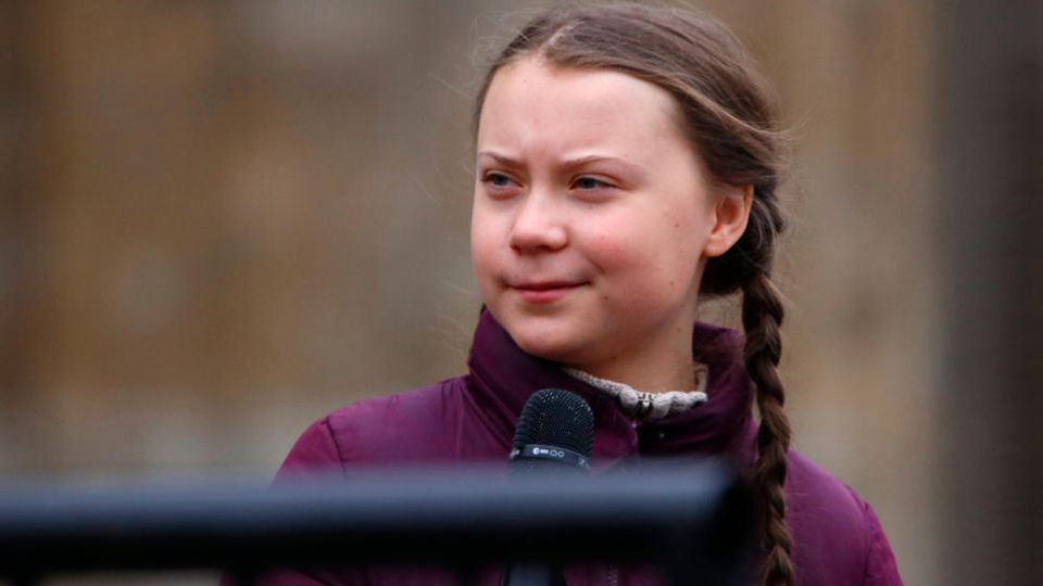 Greta Thunberg gedenkt ihrem verstorbenen Großvater