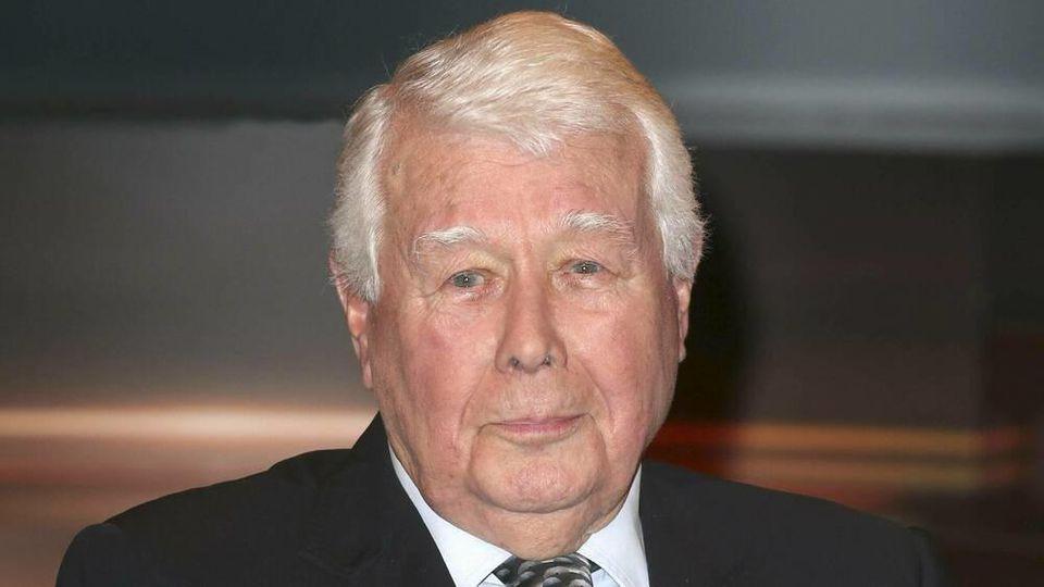 Peter Weck ist seit beinahe sieben Jahrzehnten im Filmgeschäft