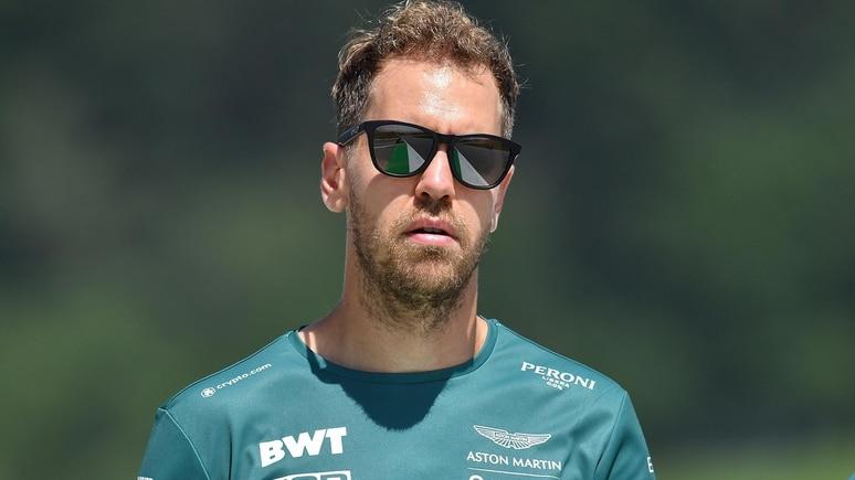 Sebastian Vettel vor dem Großen Preis der Steiermark