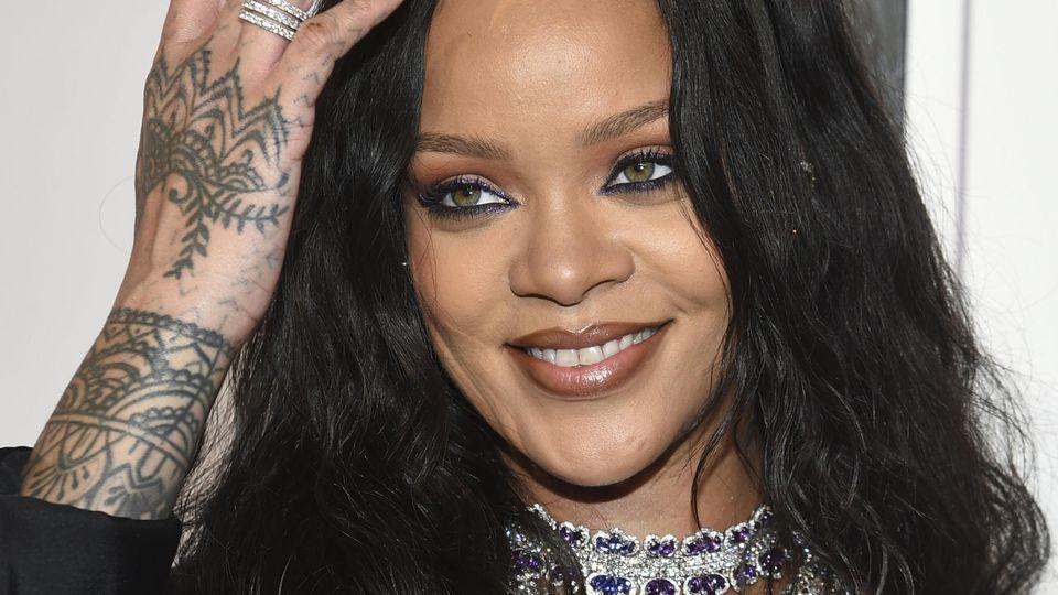 Rihanna zeigt sich in der Öffentlichkeit gerne sehr freizügig.