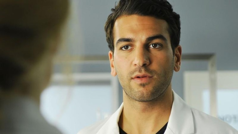 "Elyas M'Barek spielt in ""Doctor's Diary"" Maurice Knechtelsdorfer"