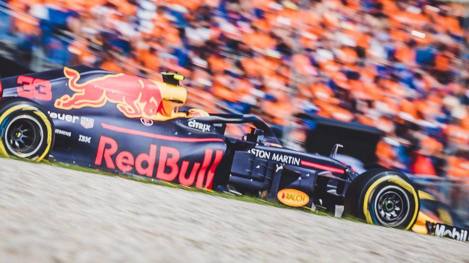 Max Verstappen gewann 2018 den Österreich-GP