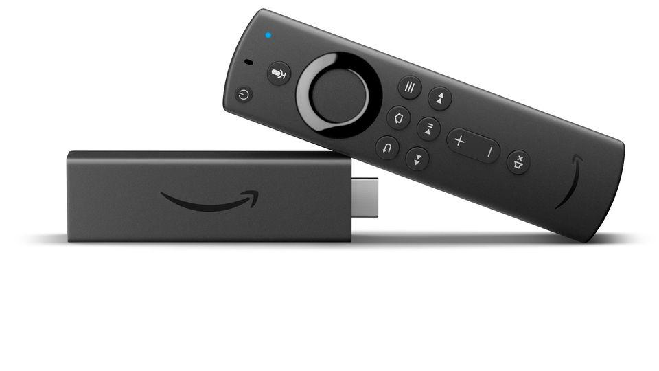 Seit Ende 2018 ist der Fire TV Stick 4K mit Sprachfernbedienung zu kaufen.