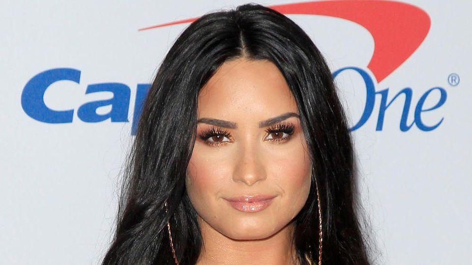 Demi Lovato liebt sich so, wie sie ist.