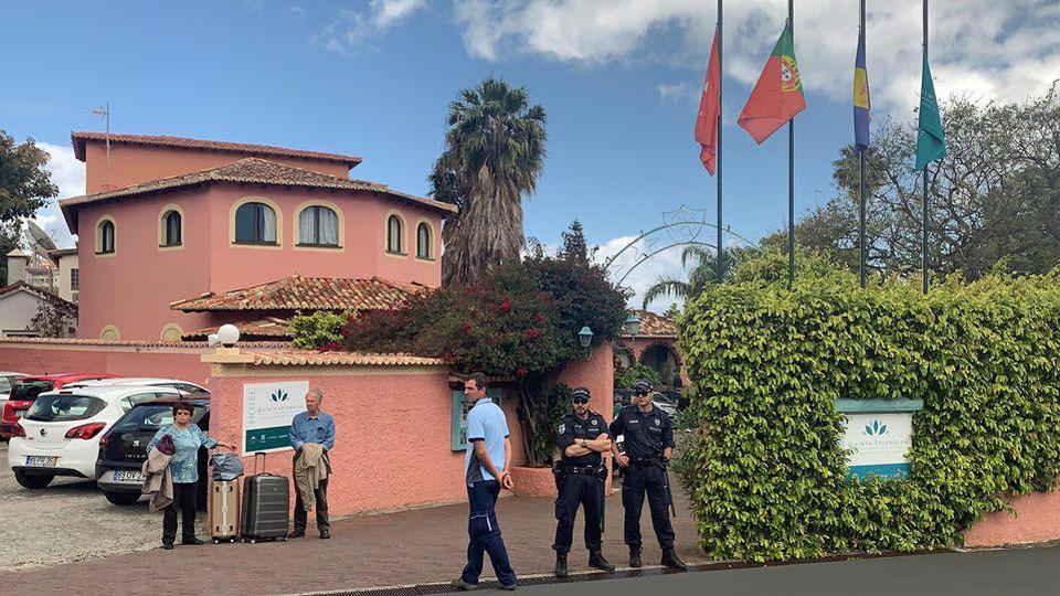 Hotel Quinta Splendida auf Madeira
