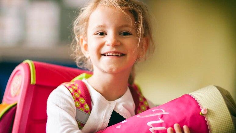 Das Wichtigste für Erstklässler: Schulranzen und Schultüte