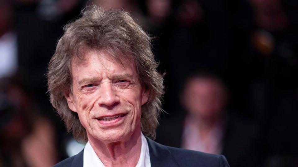 Soll Sex mit mehr als 4.000 Frauen gehabt haben: Rolling-Stones-Ikone Mick Jagger