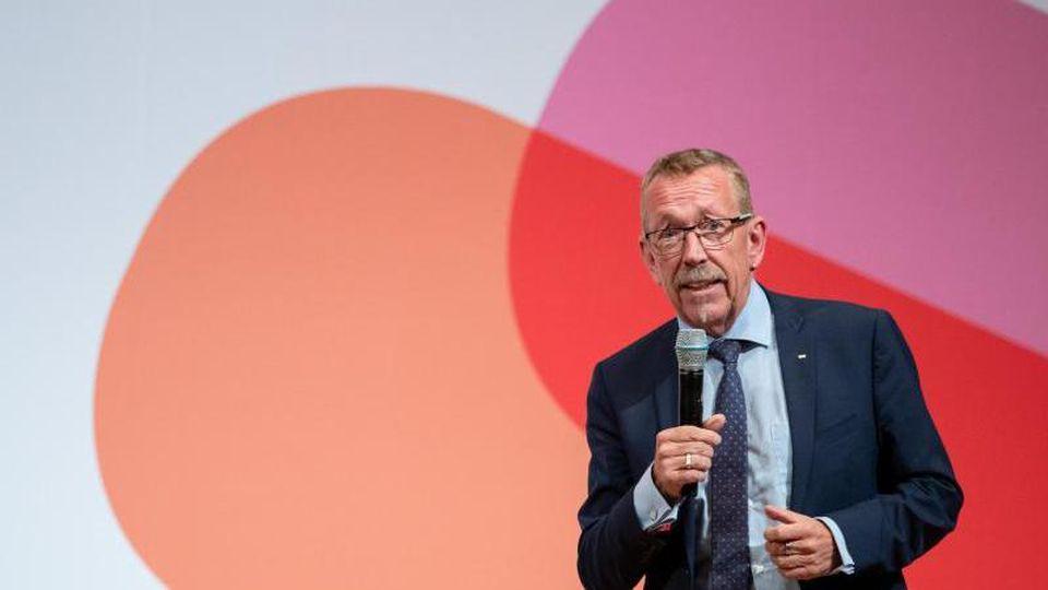 Der SPD-Bundestagsabgeordnete Karl-Heinz Brunner. Foto: Daniel Karmann/Archivbild