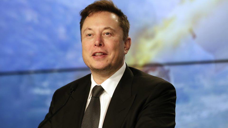 775 Millionen Dollar für Tesla-Chef Elon Musk.