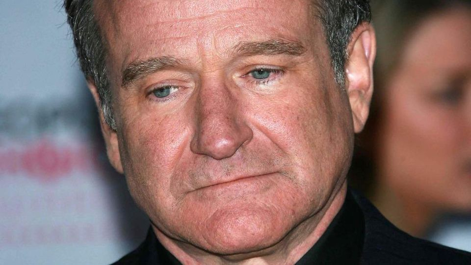 Robin Williams während eines Events in Los Angeles