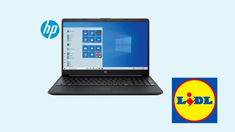 Der HP 15-gw0542ng ist ab dem 4. März bei Lidl online und in den Filialen erhältlich.