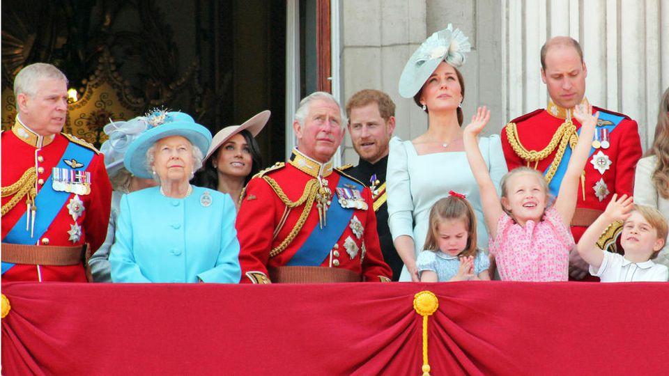 Die Geschichten der britischen Royals wird's schon bald als Zeichentrick-Serie geben.
